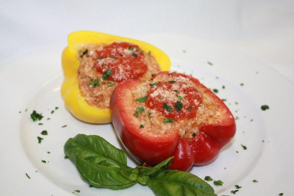 Stuffed Peppers Price $18 (6pcs)